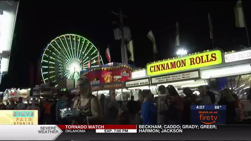 After being cancelled in 2020 due to the COVID-19 pandemic the state fair is back!