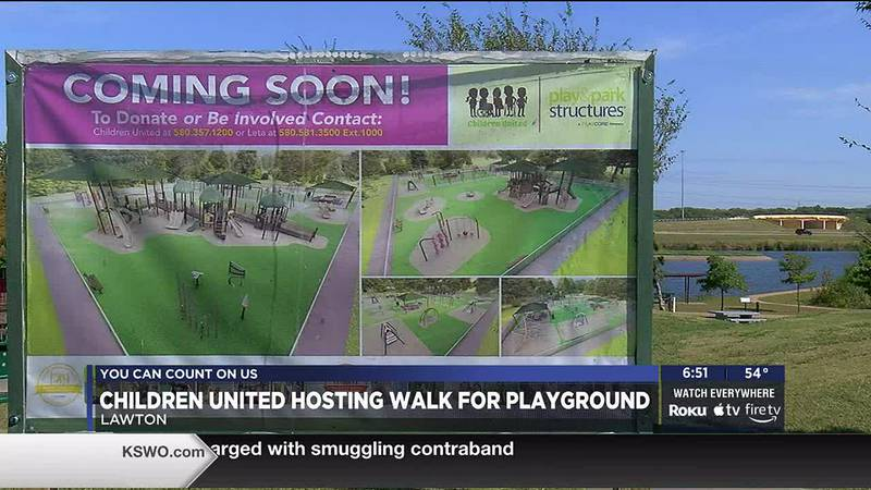 $190,000 has already been raised for the all-inclusive playground.