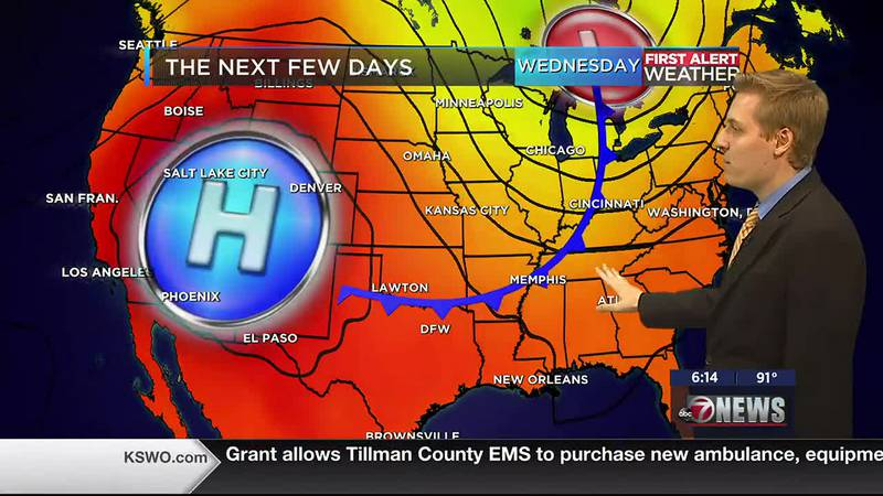 First Alert Forecast 6pm