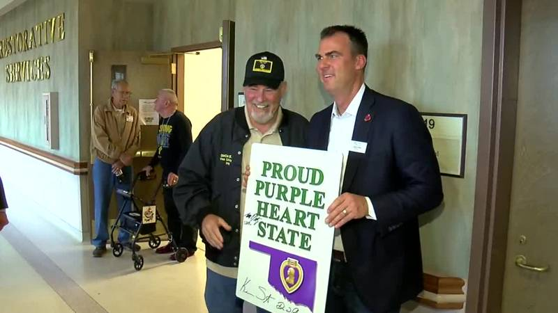 Following Thursday?s public meeting at Lawton City Hall, Governor Kevin Stitt and cabinet...