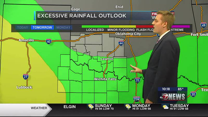 First Alert Weather 10pm