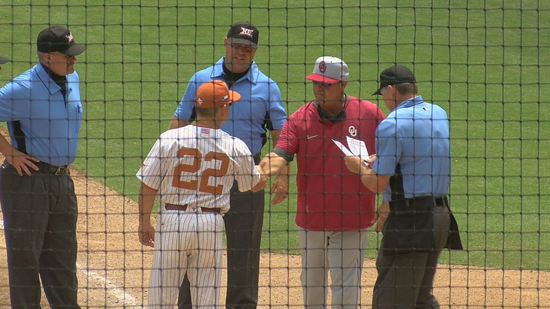 OU eliminated from Big 12 Tournament with loss to Texas