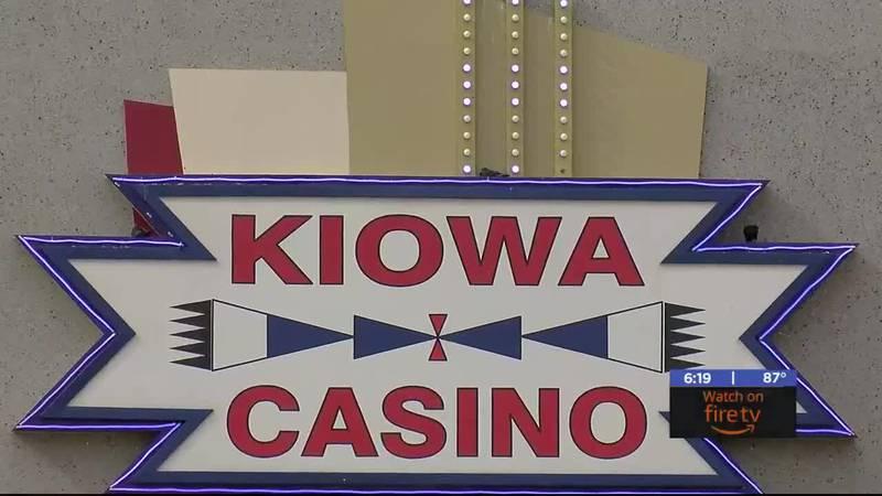 Kiowa Casino will host a career fair Wednesday in Carnegie.