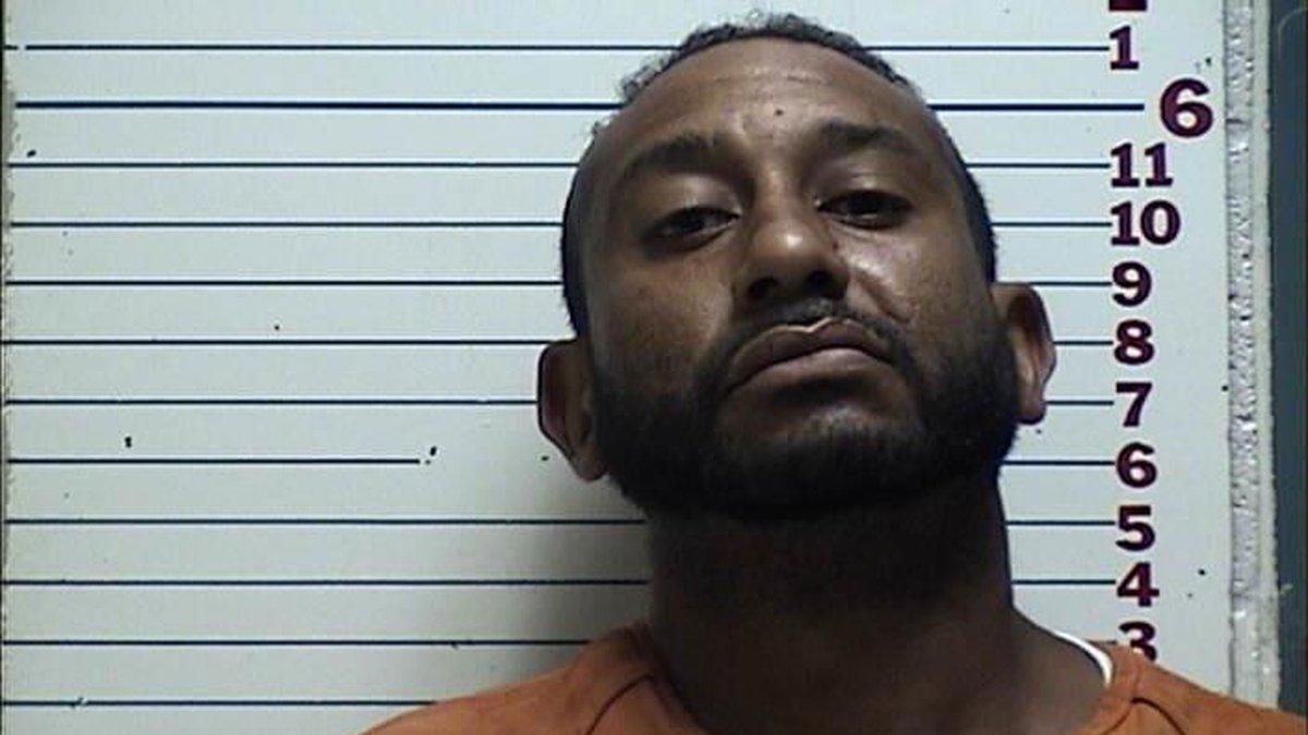 Lawton man arrested after he steals ambulance.