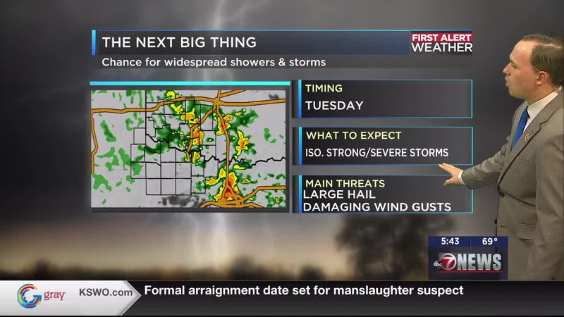First Alert Weather 5:30 PM