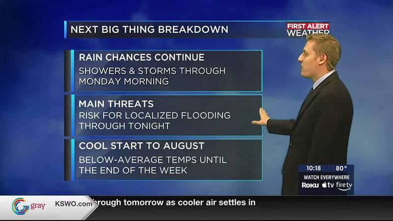 First Alert Forecast 10pm
