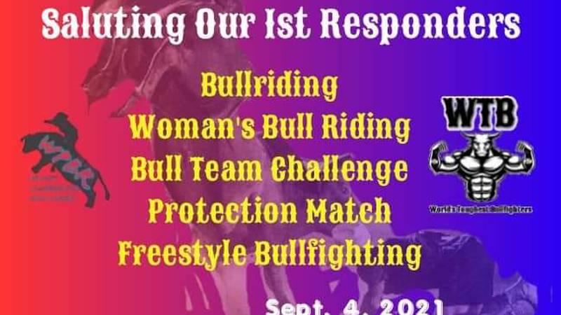 Bull riding events take place in Duncan on Sept. 4.