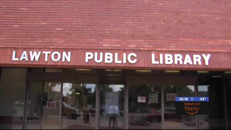 The event is scheduled for 9 a.m. Thursday at the Lawton Public Library.