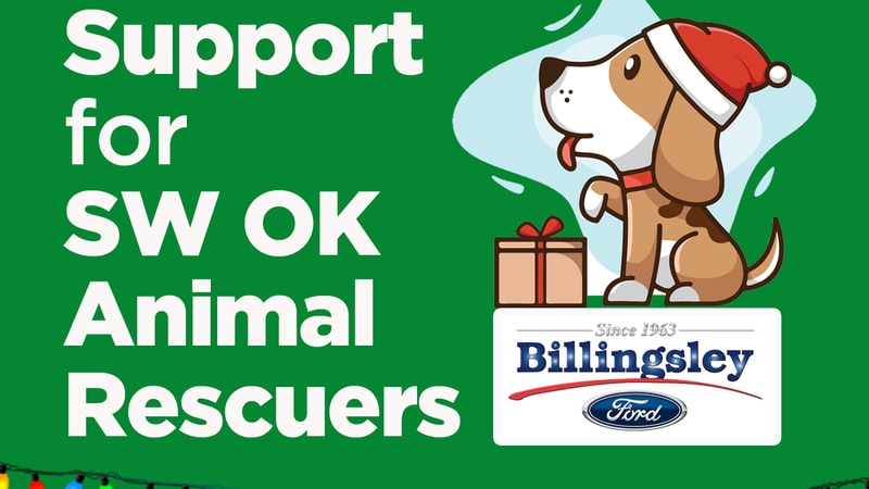 The money raised will provide food, bedding and toys for animals at the following locations: