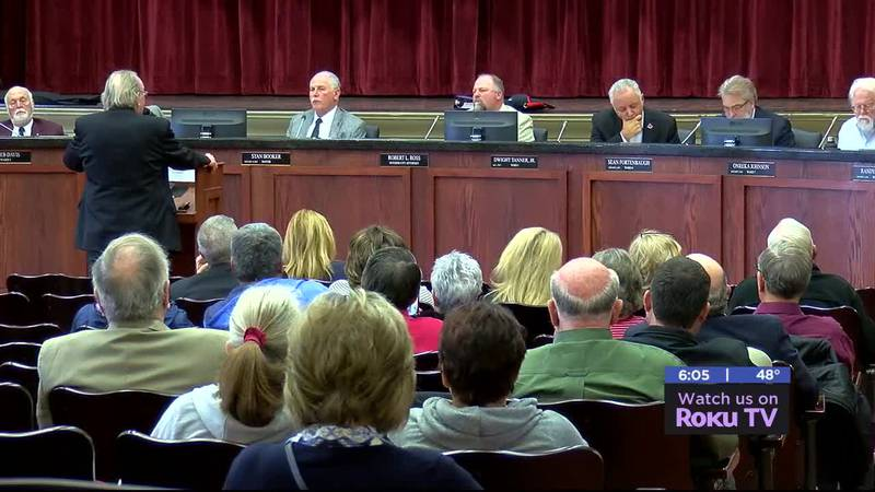 Lawton City Council recently appointed a committee made up of the tax entities that would be...