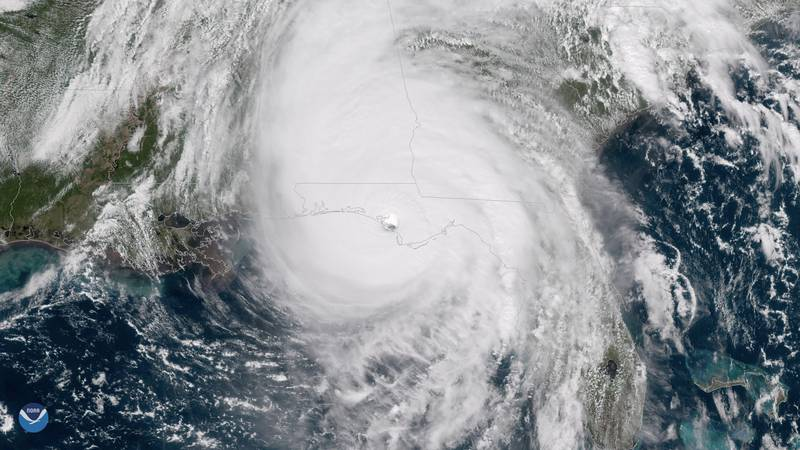 hurricane michael makes landfall 2018
