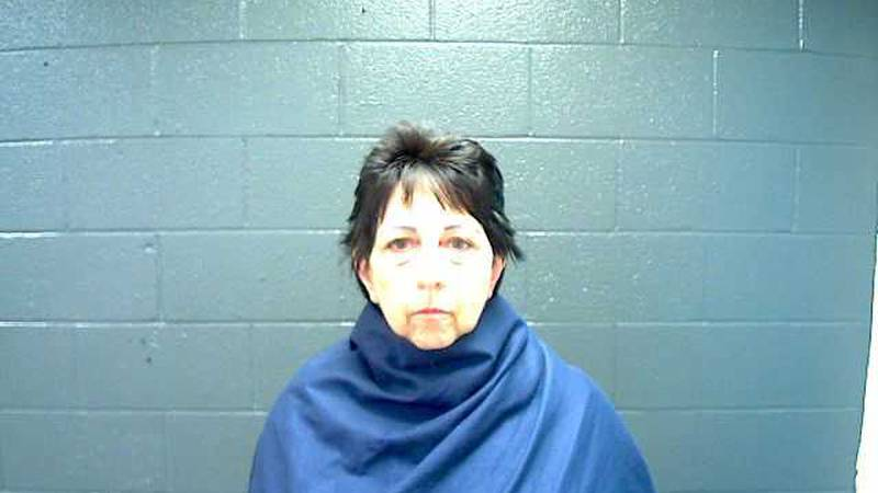 Judith Heaston, 63, has been charged with Theft Over $300,000.