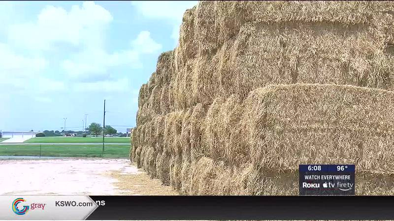 There are 21 counties across Oklahoma under a USDA quarantine list for hay sellers due to fire...