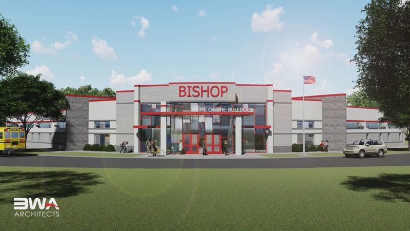Bishop Public School is hoping to pass a $7.895 million school bond that would allow them to...