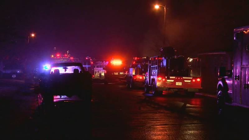 The Walters Volunteer Fire Department was called out to at home on 500 block of California that...