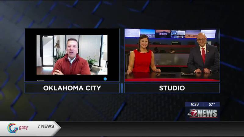 State Chamber of Oklahoma president and CEO Chad Warmington talks to 7News about upcoming bills...