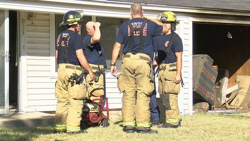 The cause of a vacant house fire in southwest Lawton remains under investigation. This is the...