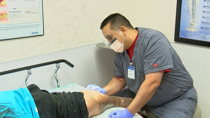 Comanche County Memorial Hospital's Center for Wound Care and Hyperbaric Medicine was...
