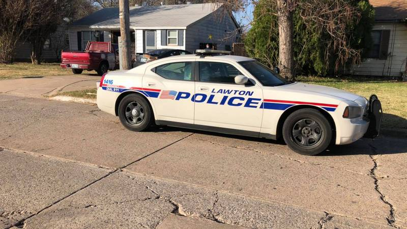 The shooting happened near 20th and Taft in northwest Lawton around 11:30 p.m. Wednesday.