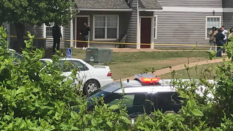 One man is dead after a shooting at a Lawton apartment complex Saturday afternoon.