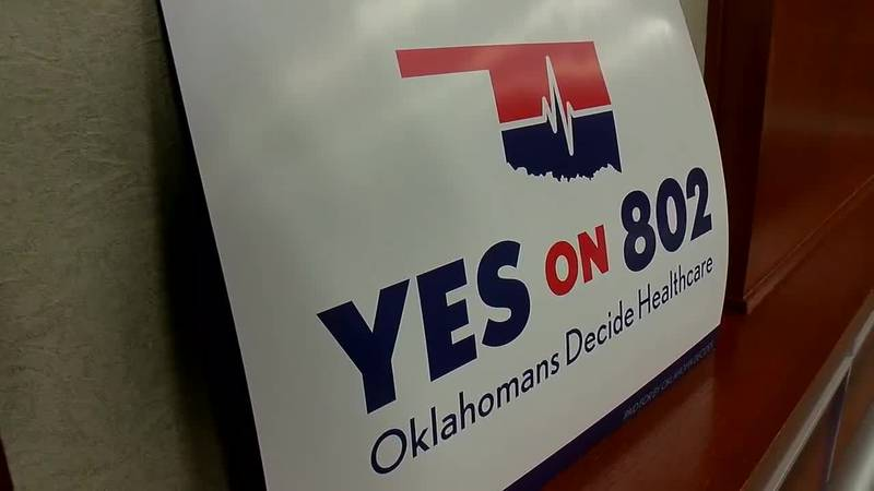 Although the numbers were close, State Question 802 passed on Tuesday with 50.48% of the vote....