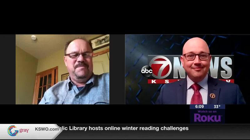 PSO's Tim Hushbeck talks about how PSO is preparing for possible power outages due to the...
