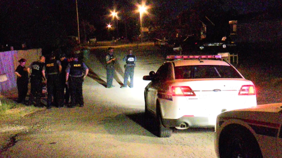 Police responded to a shots fired call early Tuesday morning on SW Pennsylvania.