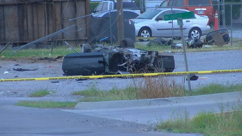 OHP has identified a man killed in a car crash early Saturday morning.