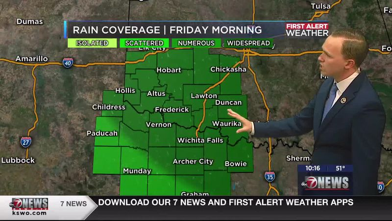 First Alert Weather 10 pm