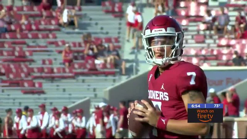 Rattler to start at QB for Oklahoma