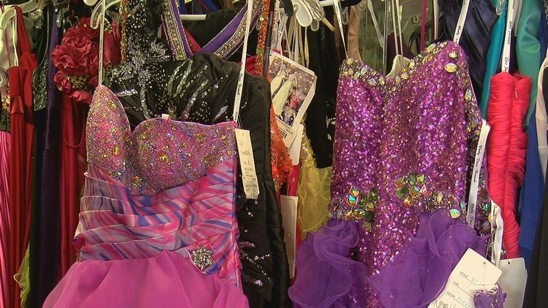 An Altus organization is doing its part to give kids a great prom night.