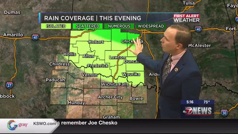 First Alert Weather 5pm