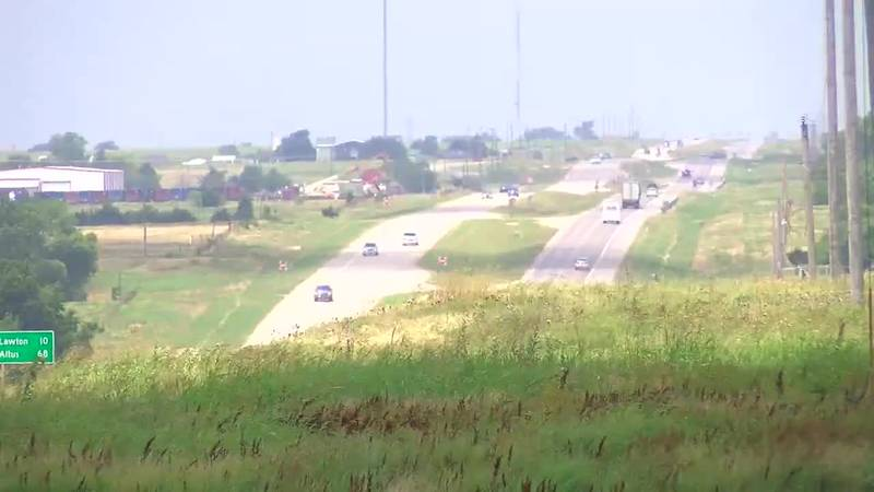 75 and even 80 miles per hour. That could be a possibility for some Oklahoma highways thanks to...