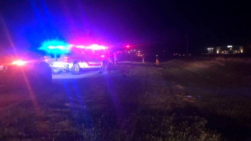 Emergency responders were dispatched to an accident involving a pedestrian round 8:00 p.m....
