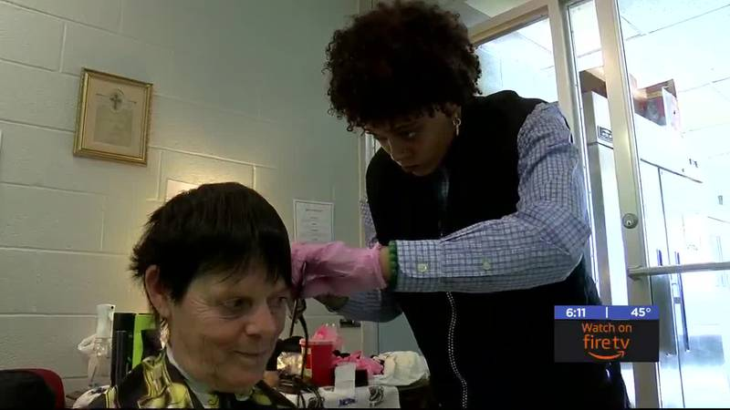A Lawton woman is using her passion of doing hair to pay it forward and make a difference in...