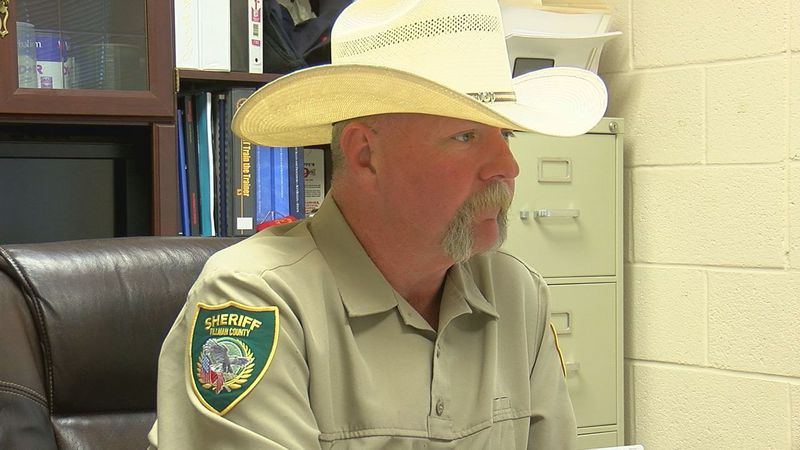 2021 has been a year of new beginnings at the Tillman County Sheriff's Office as new sheriff...