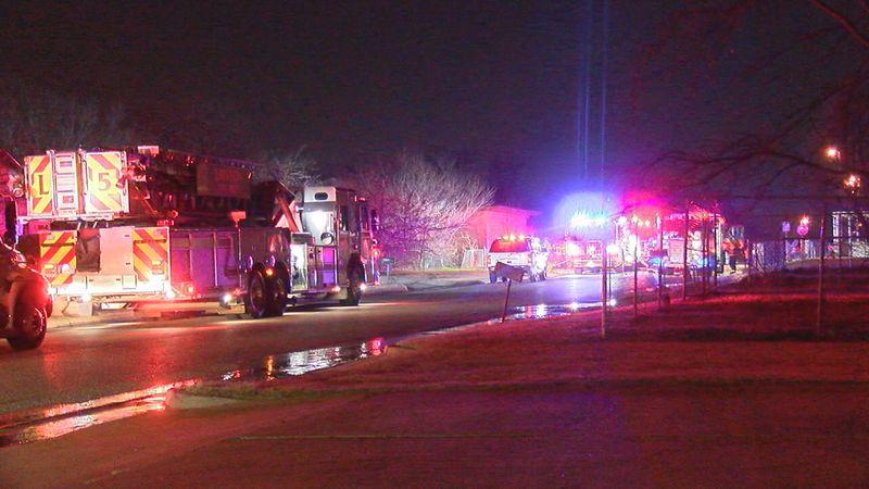 The Lawton Fire Department has released more details on a fire on 15th and Summit Avenue.
