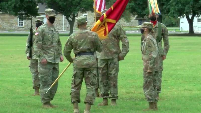 Fort Sill's 31st Air Defense Artillery Brigade deploys across the globe to defend critical...