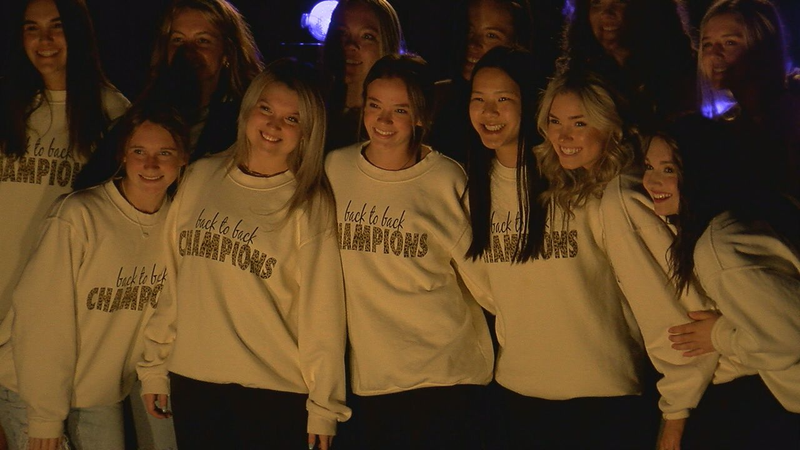 Marlow holds Celebration of Champions