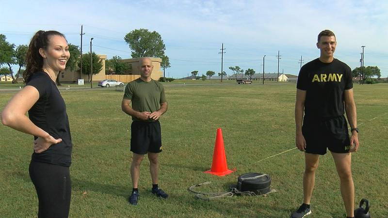 We are back with our Military Monday health and wellness series on Fort Sill. This week, 7News...