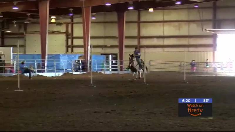 Tuesday kicked off the 10th annual Grand National Horseman Association finals in Lawton.