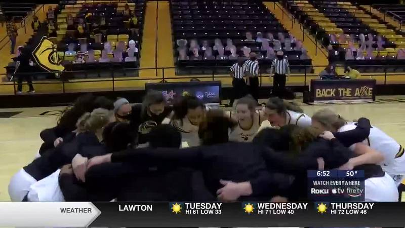 Cameron women to host Midwestern in LSC Tournament