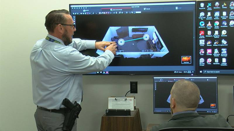 The Lawton Police Department now has new technology that will revolutionize how they...