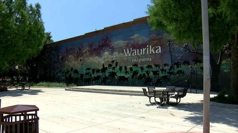 Sorosis Park in Waurika set for opening, dedication ceremony.