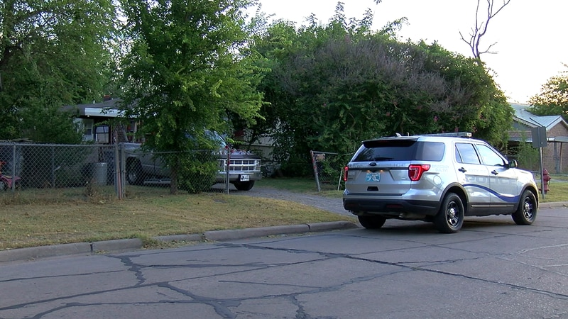 One person was injured in a shooting on SW I Ave. in Lawton.