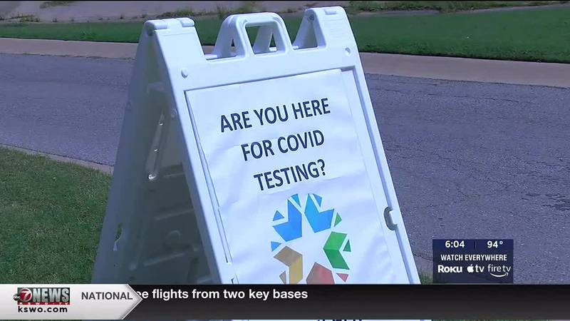 The State Department of Health is dealing with delays in getting results back for covid test.