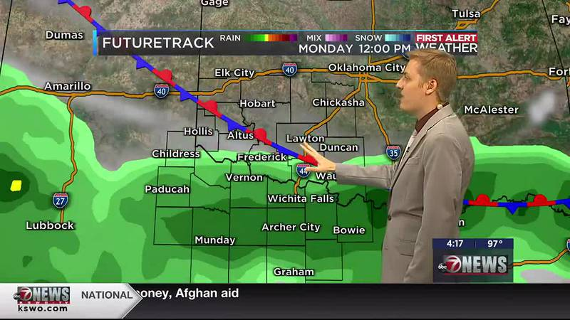 First Alert Weather 4pm