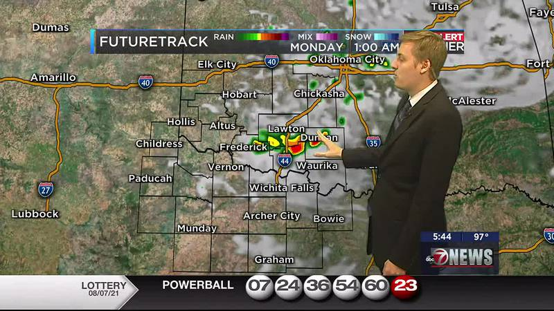 First Alert Weather 5:30pm