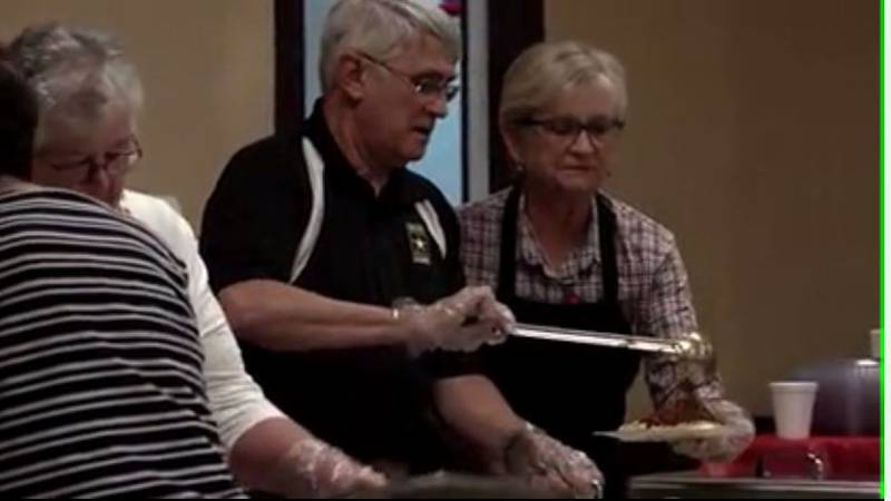 The southwest Oklahoma branch of the Military Officers Association of America held a fundraiser...