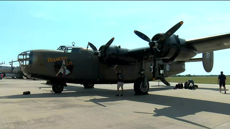 Airpower History Tour lands in Duncan, Okla. and begins Sept. 10.